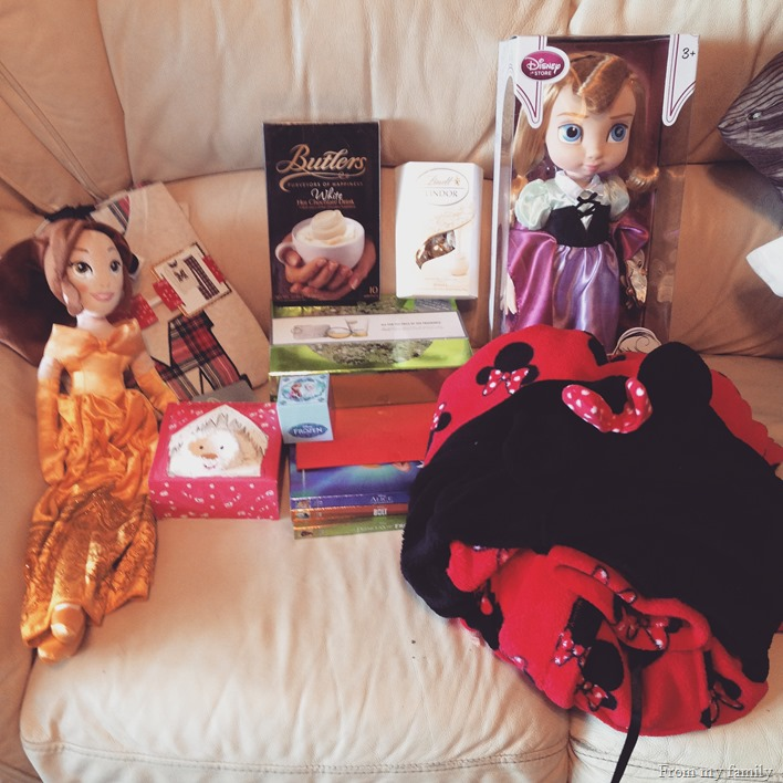 what i got for christmas disney