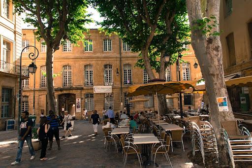 Фотографии Экс-ан-Прованса (Aix-en-Provence) - достопримечательности, что посмотреть в Экс-ан-Провансе, картины Экс-ан-Прованса, улицы Экс-ан-Прованса