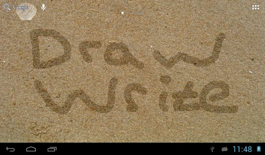 App Draw on sand APK for Windows Phone