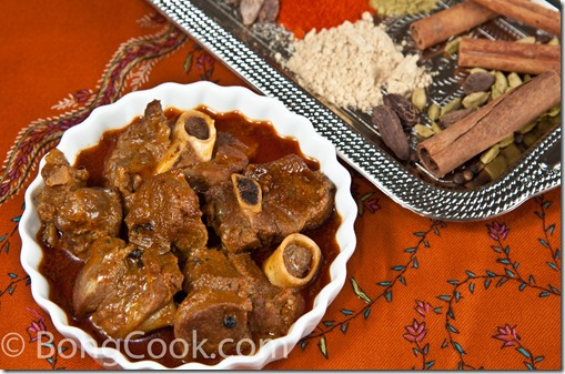Kashmiri rogan josh authentic bongcook bengali and indian recipes the rogan josh is commonly served in restaurants of kolkata is very different from the actual kashmiri rogan josh i have previously published its recipe forumfinder Images
