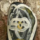 Statuette à lombre dun arbre Peepal