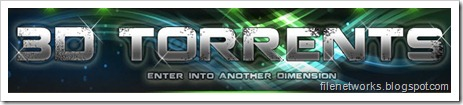 3DTorrents Logo