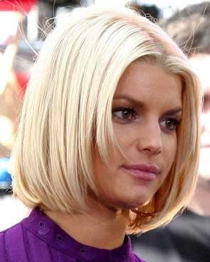 Jessica Simpson New Hairstyle Trend