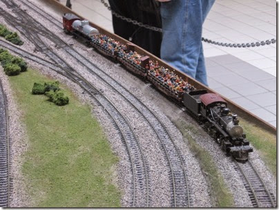 IMG_6062 LK&R Layout at the Three Rivers Mall in Kelso, Washington on April 14, 2007