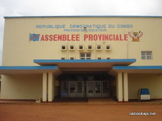 Siège de l'Assamblée provinciale de la province d'Equateur.