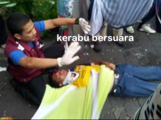 Terkini Bersih 3.0! Mangsa Rempuhan Kereta Polis Disiarkan