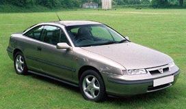 Opel Calibra 1990