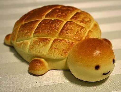 Бриошь - черепаха