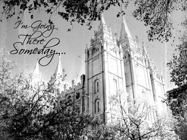 Salt Lake Temple Block Tutorial