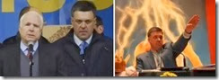 Ligações perigosas na Ucrânia.Fev.2014