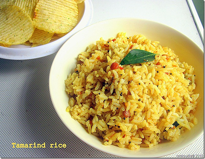 tamarind rice