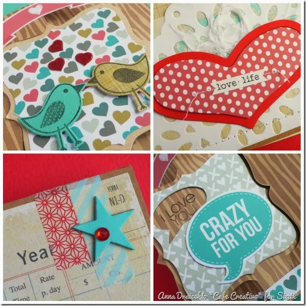 cafe creativo - Anna Drai - sizzix big shot - Mini album - Valentine (5)