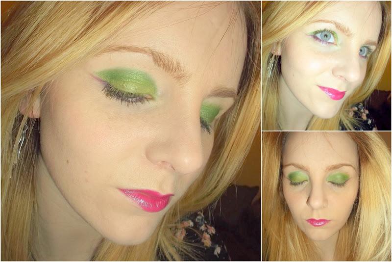 Neon Green Side