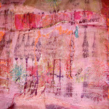 Summertime 08 Textiles, Paper, Print, Embroidery