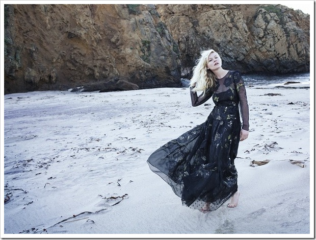 Kirsten Dunst by Yelena Yemchuk (True Heart - Vogue Italia February 2012) 6