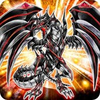 red-eyes DM dragon