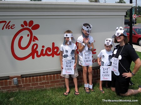 Eat Mor Chikin