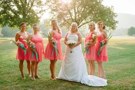 Semplicemente Perfetto Wedding Salmon 10