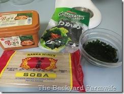 Miso Soup - The Backyard Farmwife