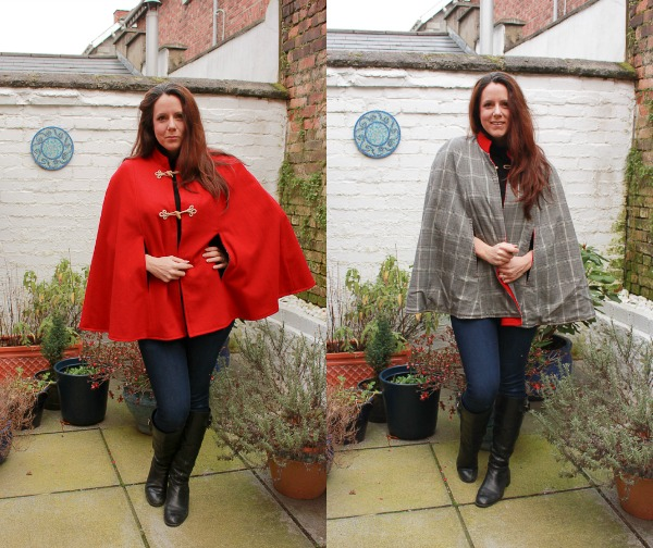 Su Sews So So Red Cape Collage 1