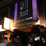 911 black in roppongi in Roppongi, Tokyo, Japan