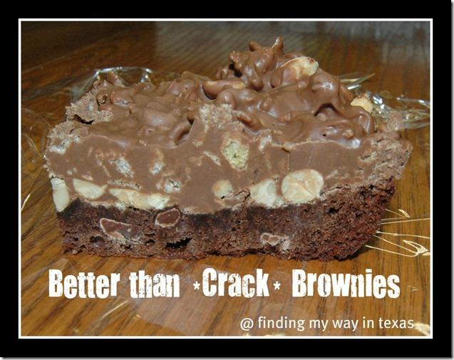 crack brownie pics