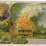 Herero Aufstand Postkarten gross