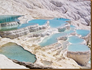 Pamukkale travertines 3