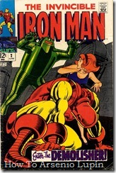 P00003 - El Invencible Iron Man #2