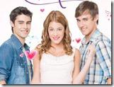 Quebra-cabeça Violetta Leon e Tomas
