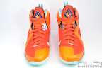 lebron9 allstar galaxy 29 web white Nike LeBron 9 All Star aka Galaxy Unreleased Sample