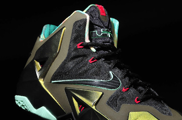 Nike LeBron XI 11 Performance Review by Nightwing2303