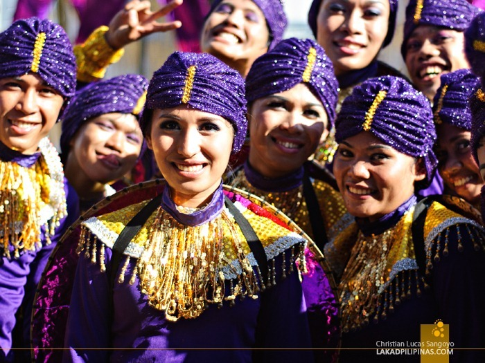 Deep Purples and Glimmering Golds at Hudyaka Zanorte 2012