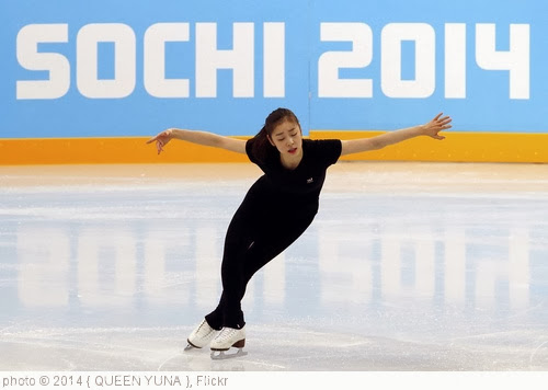 'Figure Skating Queen YUNA KIM' photo (c) 2014, { QUEEN YUNA } - license: http://creativecommons.org/licenses/by-nd/2.0/