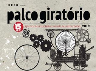 Palco Giratorio15anos