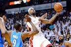 lebron james nba 120621 mia vs okc 041 game 5 chapmions Gallery: LeBron James Triple Double Carries Heat to NBA Title