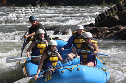 Wildwater Rafting-Proof