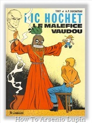 P00032 - Ric Hochet  - El malefici