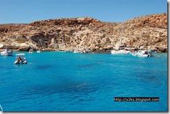 I colori della Tabaccara - Lampedusa