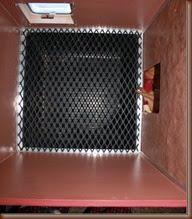 whelping box aerial