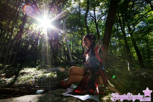 Wonderful Cosplay of Cabal Online Character Yuan by Giorgia