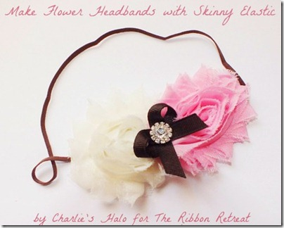 make-flower-headbands-with-skinny-elastic