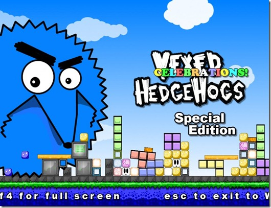 vexhedgehog free indie game (2)