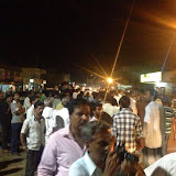 Campaigning in Periyapattana