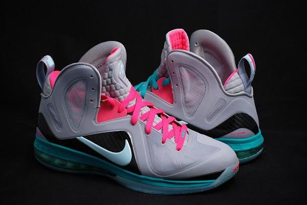 Release Reminder Nike LeBron 9 PS Elite 8220Miami Vice8221