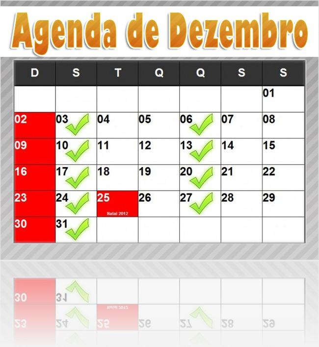 Agenda do Ms