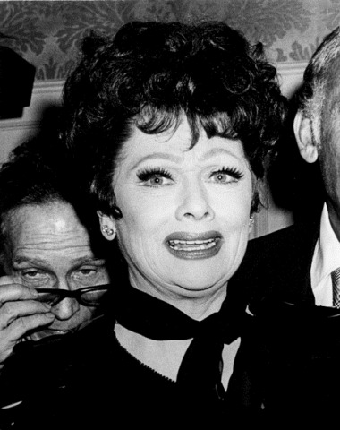 Lucille Ball, July 1974