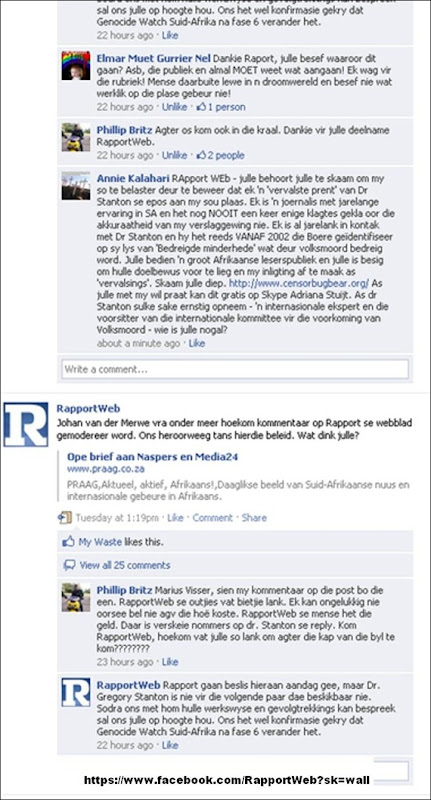 BoersStage6_GenocideJuly12011_RAPPORT CONFIRMED WITH GENOCIDE WATCH