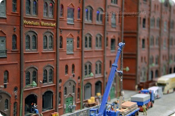 Nordseeliebe - Miniaturwunderland Hamburg