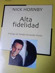 Alta Fidelidad de Nick Hornby